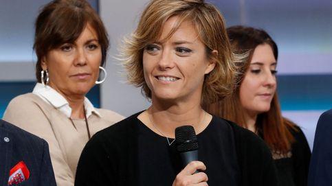María Casado anuncia su nueva etapa profesional: trabajará para Antonio Banderas