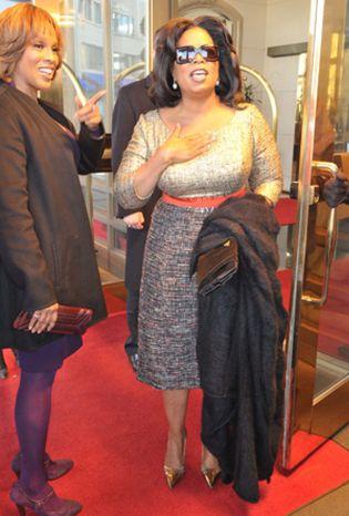 Foto: Oprah Winfrey: No soy ni un poco lesbiana