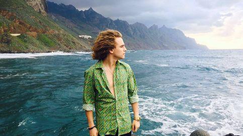 Manel Navarro graba en Tenerife el clip del tema con el que irá a Eurovisión 2017