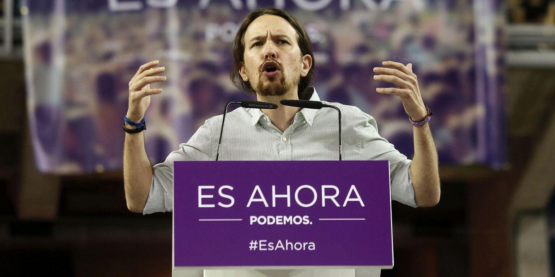Pablo Iglesias, secretario general de Podemos. (EFE)