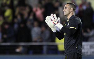 El Villarreal ficha a Asenjo, el portero que no quiso Simeone