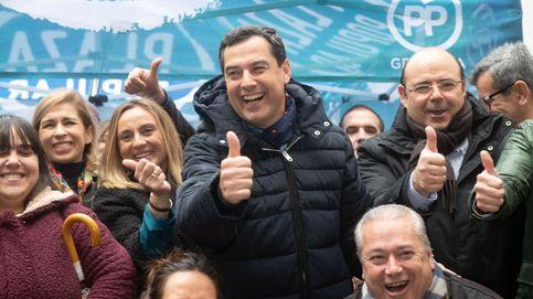 Del 'Jedi Moreno' a la 'Khaleesi Rodríguez': la batalla de PP y Podemos por el voto