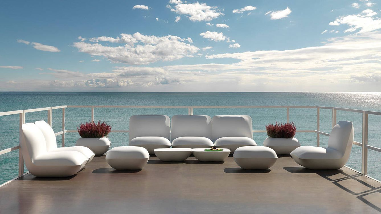Muebles chill out exterior great muebles para terraza for Muebles chill out exterior