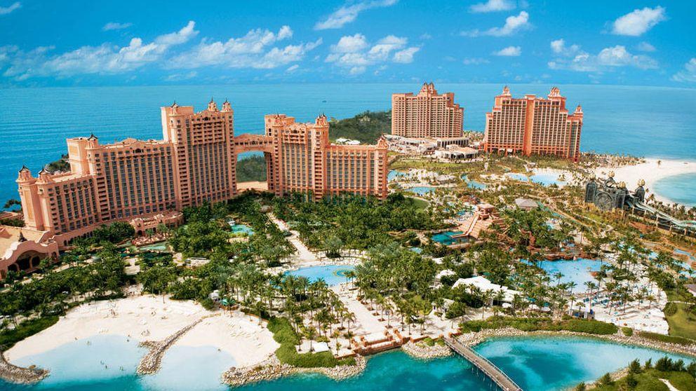 Así es el espectacular hotel en el que están Shakira y Piqué