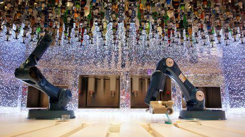 Bionic Bar: la taberna robótica llega a Málaga