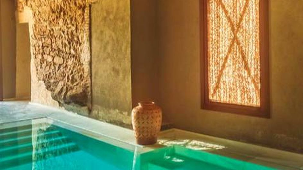 Foto: Aire Ancient Baths en Mas Salagros.