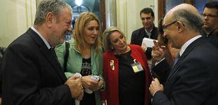 Post de Montoro y Azpiazu empiezan a negociar el cupo y los Presupuestos de 2017