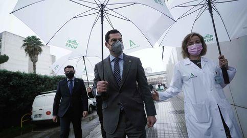 Andalucía suma 972 casos de coronavirus, la menor cifra diaria desde el 2 de enero