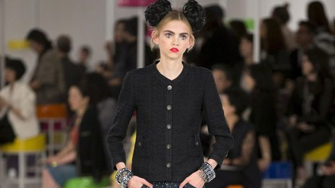Molly Bair, la modelo con cara de rata que se ha convertido en musa de Chanel
