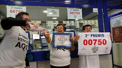 Un tercer premio que son como 45 Gordos: la suerte de un vecino de Mollerussa (Lleida)