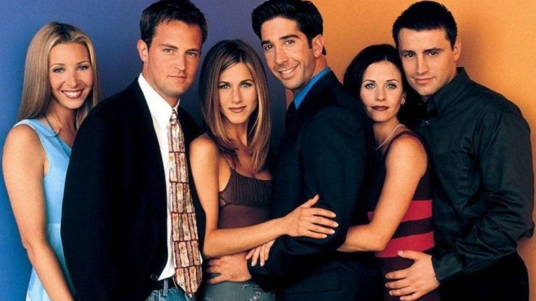 Imagen promocional de 'Friends'. (NBC)