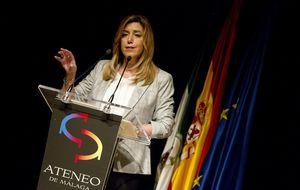 Susana Díaz indigna a la 'vieja guardia' del PSOE andaluz