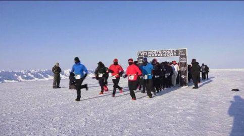 33º Edición de la maratón más fría del mundo