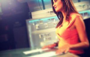 La barriga de embarazada de Sara Carbonero, al descubierto