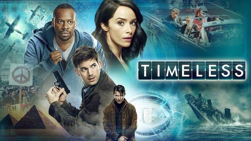 'Timeless', a partir del 4 de octubre en Movistar+