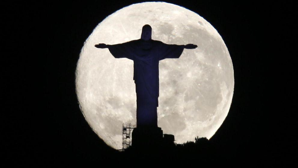 La superluna vista en todo el planeta