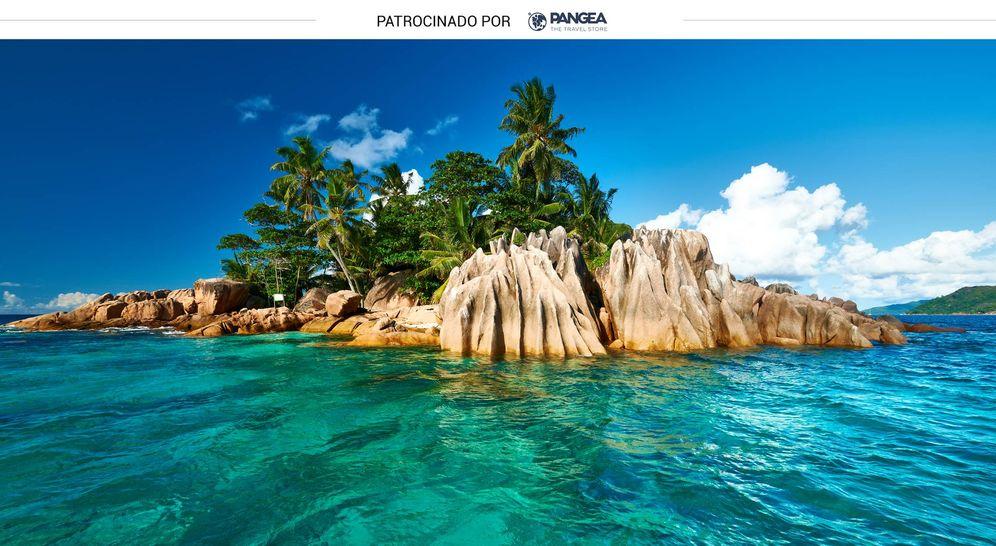 Foto: Uno de los paisajes de las islas Seychelles.