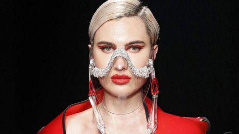 La prota de 'Sky Rojo', Carmen Lomana, lencería... Madrid Fashion Week