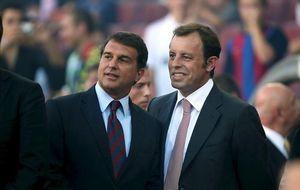 Laporta 'siguió' por medio mundo a sus rivales cuando presidía el Barça