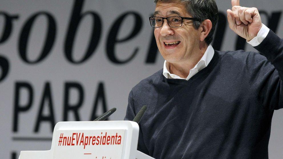 Patxi López: El derecho a decidir era la trampa de los nacionalistas