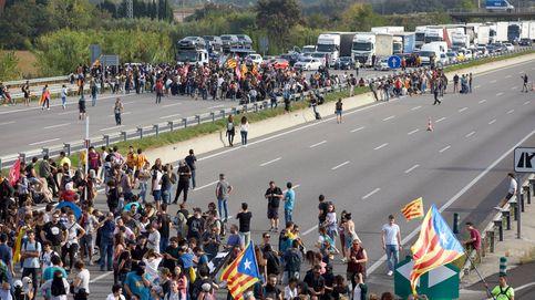 Sentencia del 'procés', en directo | Marchas en el centro de Barcelona y cortes en la AP-7