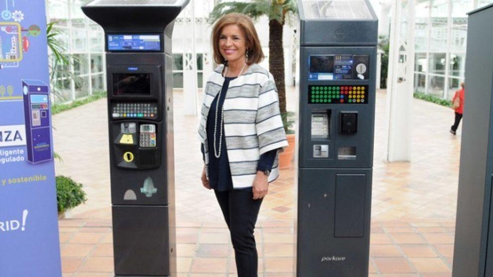 Cómo utilizar los nuevos parquímetros de Madrid