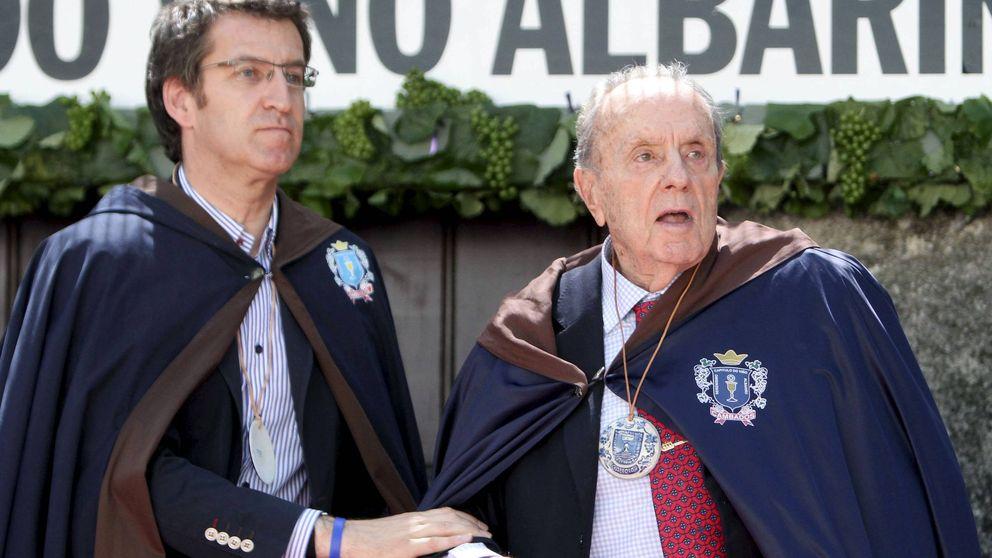 Lágrimas, viaje a Cuba, tercer mandato: el espíritu de Fraga se apodera de Feijóo