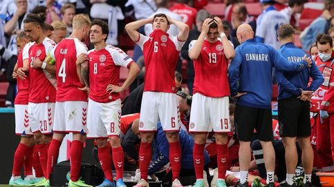 Dinamarca amanece conmocionada aún por Eriksen: Me importa un comino el resultado contra Finlandia