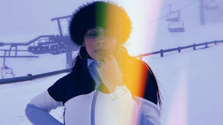 Georgina Rodríguez: lujoso cuento de Navidad en la nieve