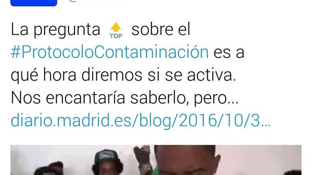 El Ayuntamiento de Madrid se mofa de la incertidumbre por las restricciones
