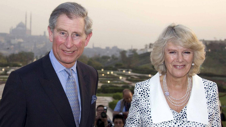 Carlos y Camilla, en una imagen de 2006. (Getty)