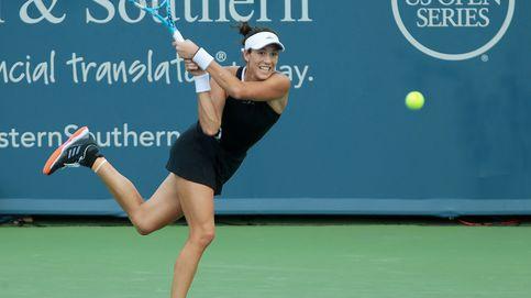 Siga en directo el debut de Muguruza en el US Open contra Lepchenko