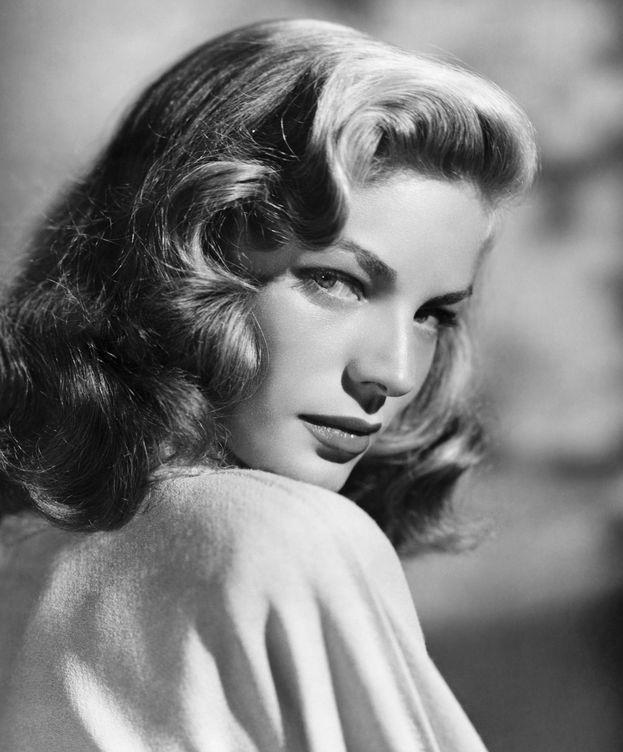 Foto: La actriz, en sus años de juventud.(EFE)