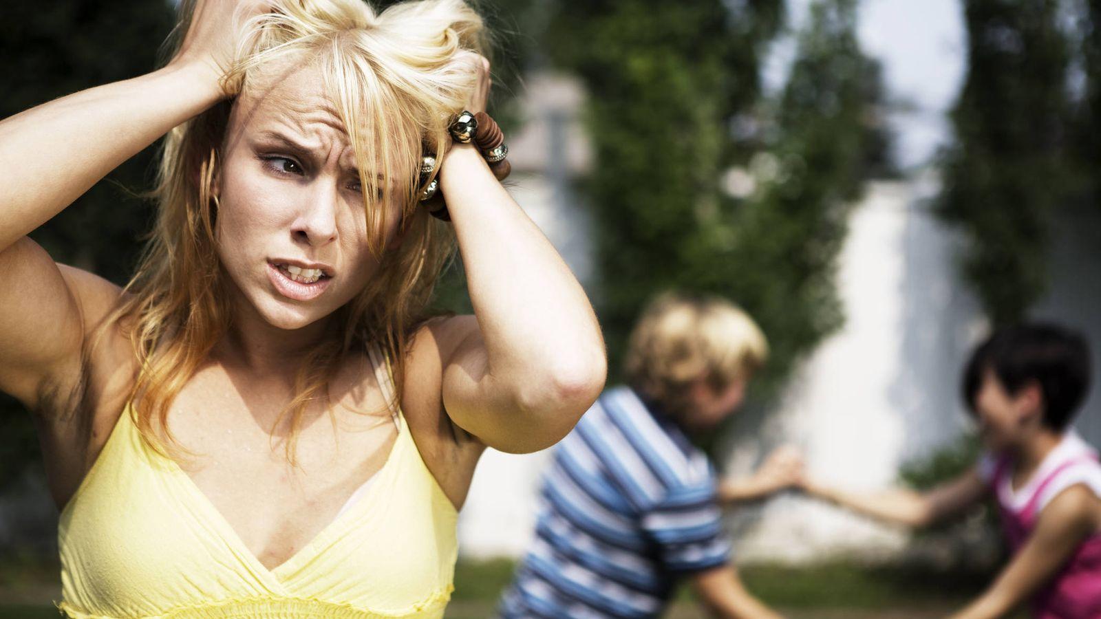 Foto: No está contenta. (iStock)
