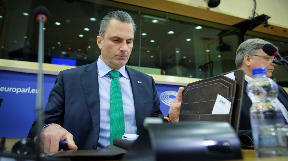 Foto: Javier Ortega Smith, secretario general de Vox. (EFE)