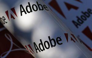 Adobe se dispara un 8% ante el aumento de sus beneficios