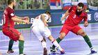 La Portugal de Ricardinho deja a España sin su octavo título europeo