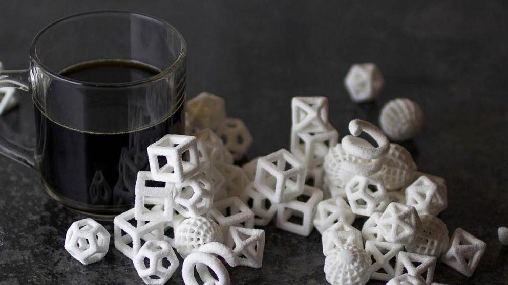Comida en 3D: se acabó cocinar, ahora se encarga la impresora