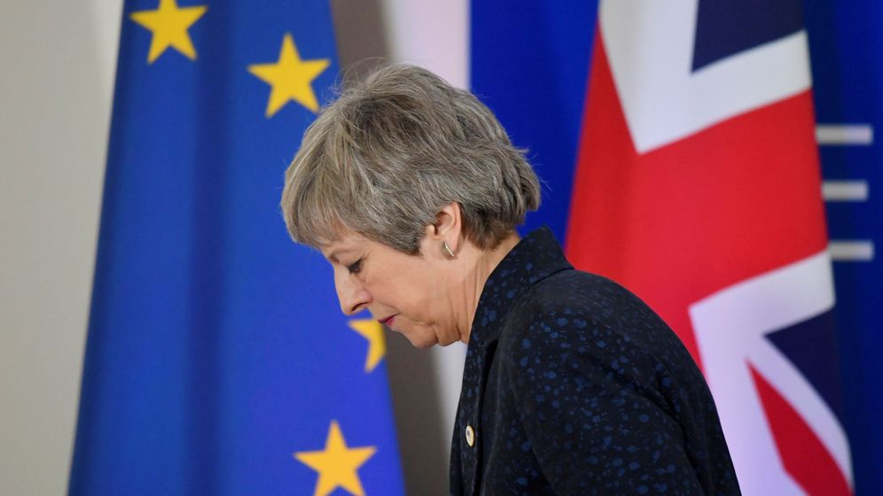 Foto: ¿Quién puede suceder ahora a Theresa May? (Reuters)
