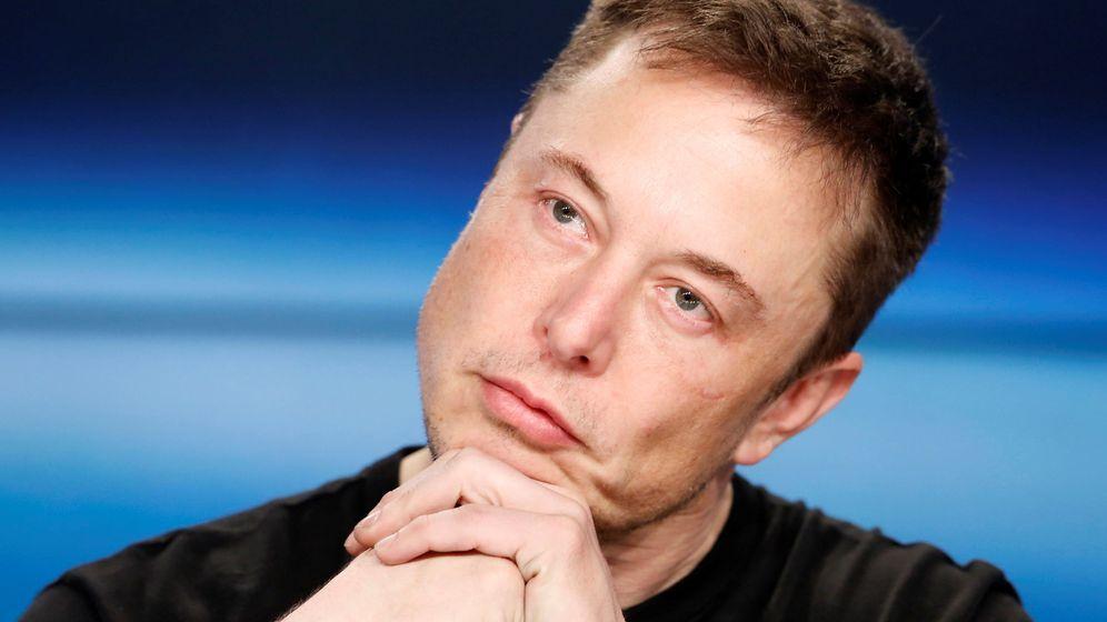 Foto: Elon Musk, CEO de Tesla. (Reuters)