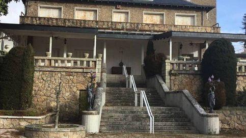 La Iglesia vende el palacete de los Reyzábal en la sierra madrileña