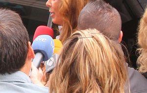 Lydia Bosch y Alberto Martín, cara a cara en el juzgado