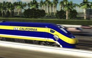 ACS entra en la construcción del AVE de California con un contrato de 1.000 millones