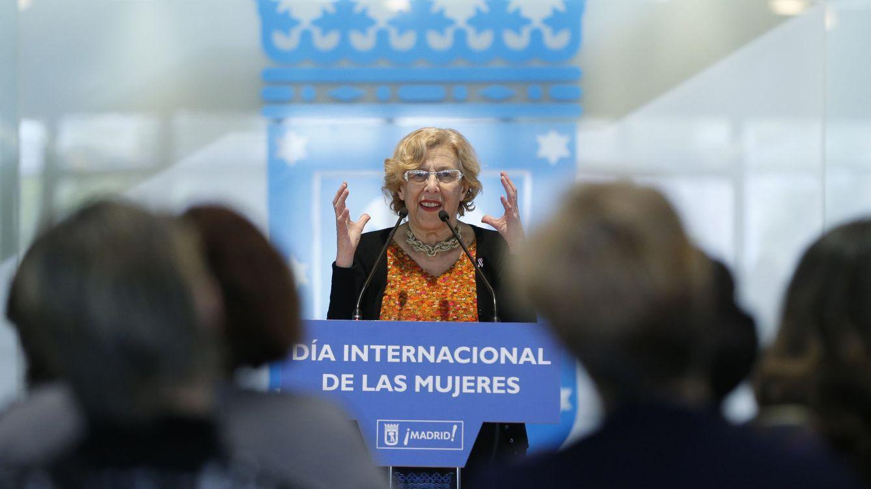 Carmena se 'salta' el reglamento de Ahora Madrid: cobró 780 euros más al mes