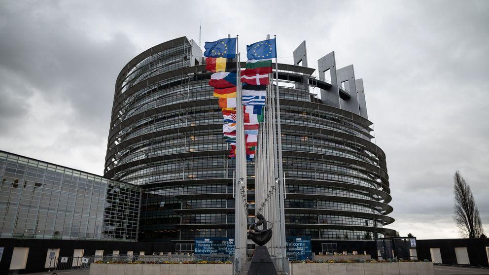 El PIB de la zona euro sufrió una contracción récord del 3,8%