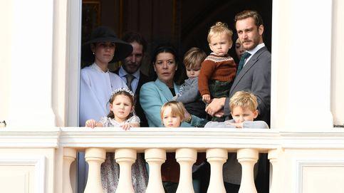 Jacques, Gabriella y sus primos: los 'minimónacos', protagonistas del Día Nacional