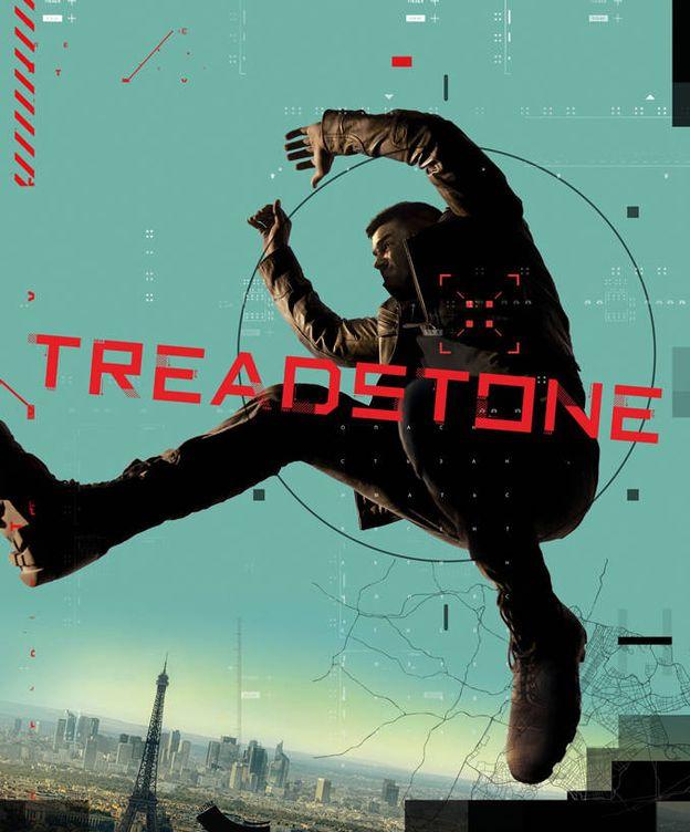Foto: Cartel promocional de 'Treadstone'. (Amazon)