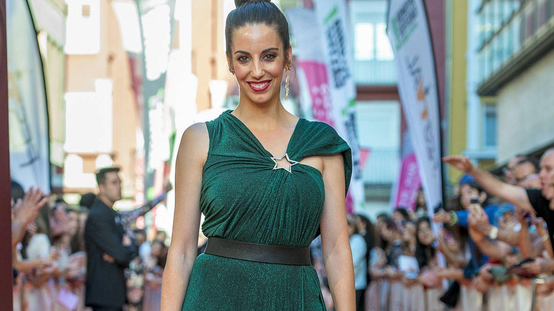 Almudena Cid, concursante de 'MasterChef Celebrity 4'. (Raúl Tejedor/RTVE)