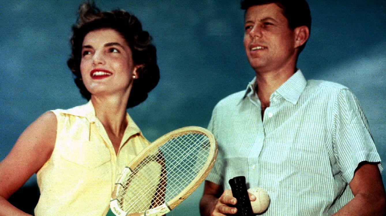 Foto: Jackie Kennedy y JFK en una imagen de archivo (Reuters)