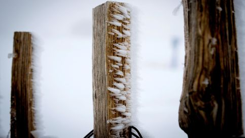 Masa de aire frío en Galicia